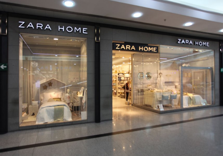 Zara home matar parc centre comercial for Decoracion hogar zara home